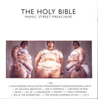 Manic Street Preachers - The Holy Bible