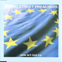 Manic Street Preachers - New Art Riot